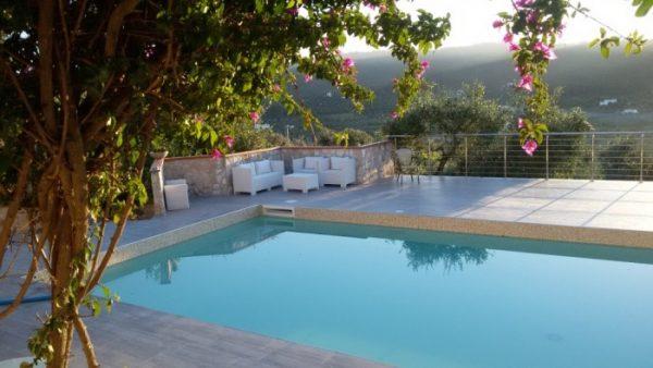 Salottini piscina
