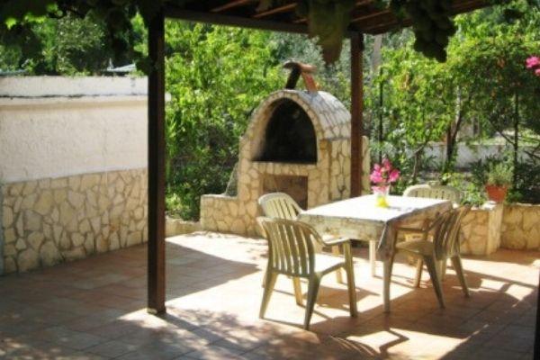 barbecue Villino Moresco