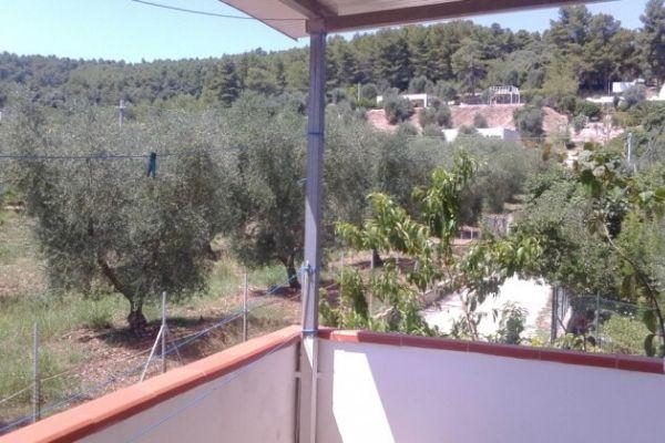 Veranda Villino Moresco