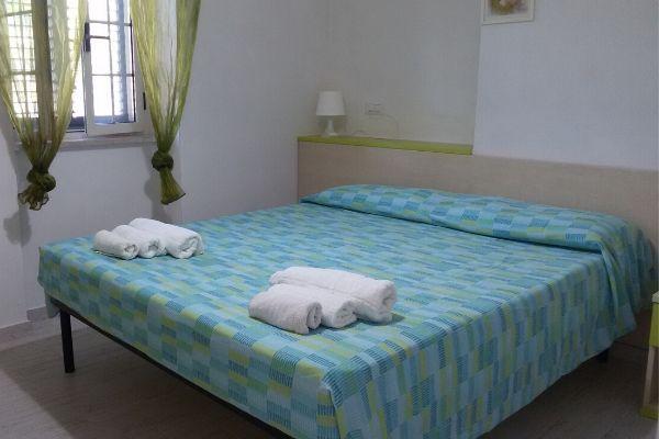 Camera da letto Attico Superior