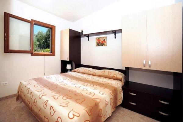 Camera da letto Orange Ville