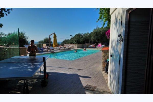 Piscina Liberato Vacanze