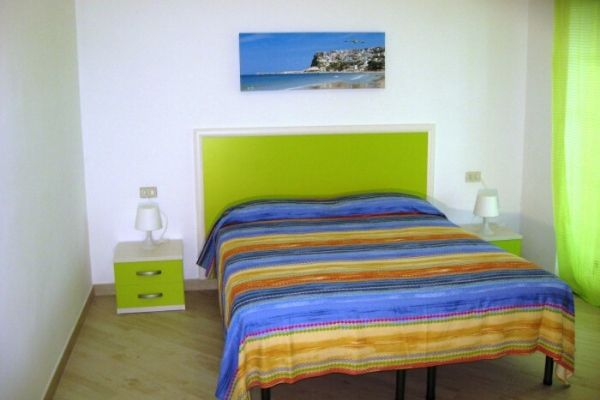 Camera da letto Quadrilocale