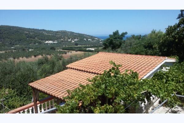 Vista dall'alto Villa Trilocale