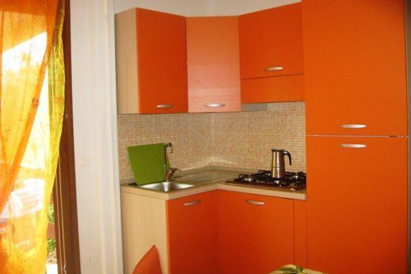 Piano cottura Orange Ville