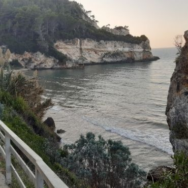 Peschici Puglia spiaggia